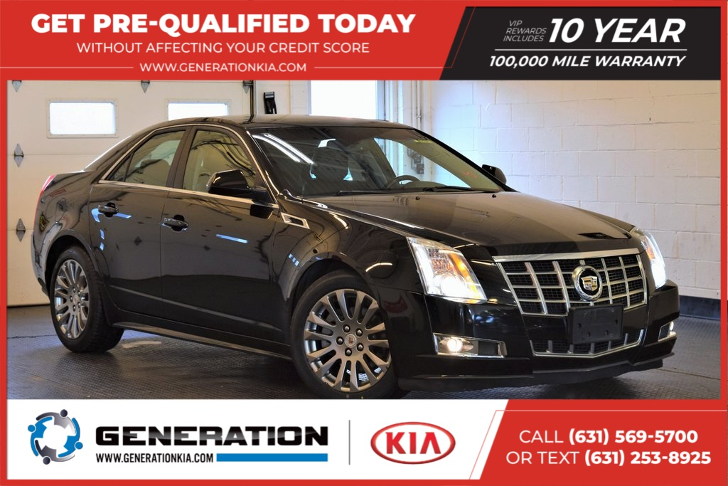 Pre-Owned 2013 Cadillac CTS Performance