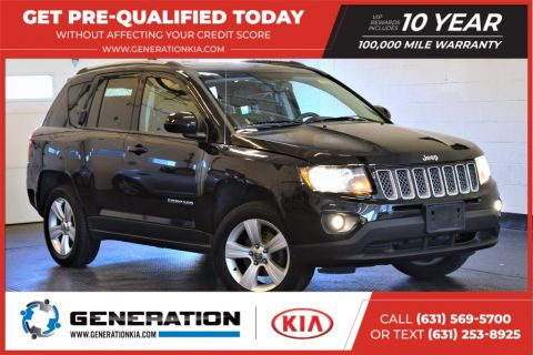 Pre-Owned 2014 Jeep Compass Latitude
