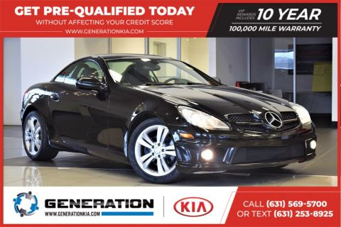 Pre-Owned 2011 Mercedes-Benz SLK SLK 300